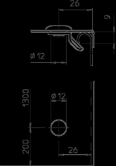 Схема Поворотный фиксатор — арт.: 6065007