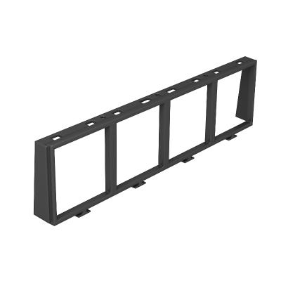 Монтажная рамка для 4х одинарных устройств Modul 45 — арт.: 7408670
