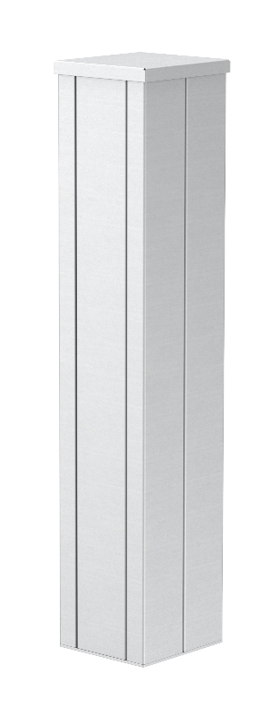 Алюминиевая электромонтажная колонна ISSHS140700 — арт.: 6290040