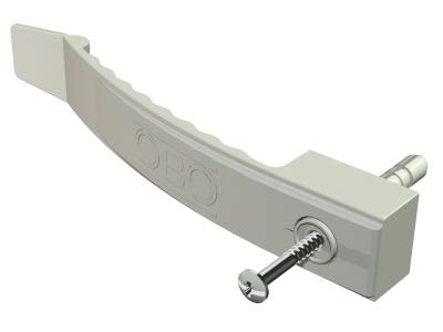 Кабельный зажим для 8 проводов, со вставным дюбелем — арт.: 2204800