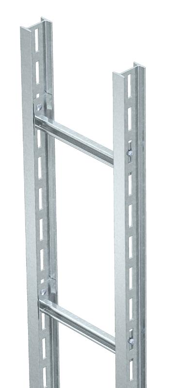 Промышленный вертикальный кабельный лоток лестничного типа, с перекладинами C 40 — арт.: 6013384