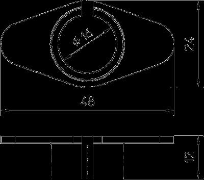Схема Переходник FangFix — арт.: 5408101