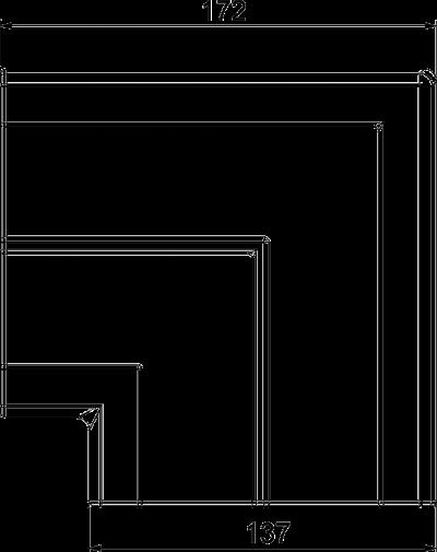 Схема Крышка плоского угла — арт.: 6113270