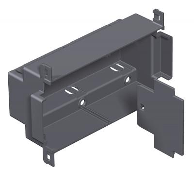 Монтажная коробка для напольного бокса Telitank T4L — арт.: 7408296