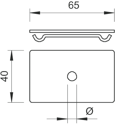 Схема Центральный подвес — арт.: 6015220