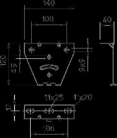 Схема Траверса регулируемая — арт.: 6348881