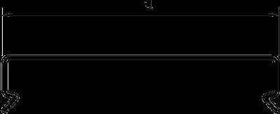 Схема Крышка распределительного кабельного короба — арт.: 6178510