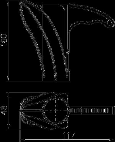Схема Натяжное устройство — арт.: 6290201