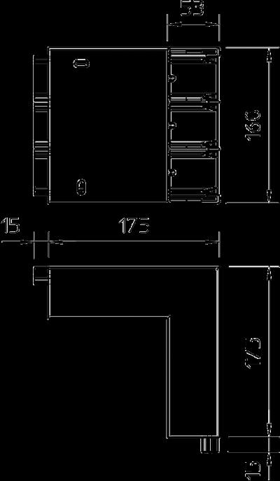 Схема Внешний угол — арт.: 6116263
