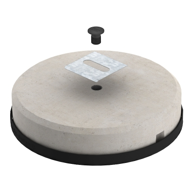 Бетонное основание с креплением TrayFix, 16 кг — арт.: 5403098