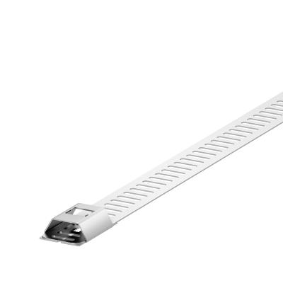 Металлическая ленточная скоба, узкая — арт.: 7203100