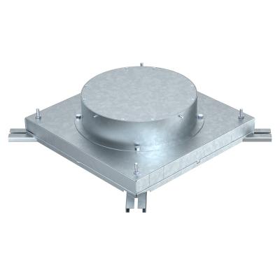 Монтажное основание под заливку в бетон, с крышкой для лючка GESR9 — арт.: 7399858