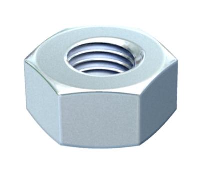 Шестигранная гайка DIN 934 — арт.: 3400107