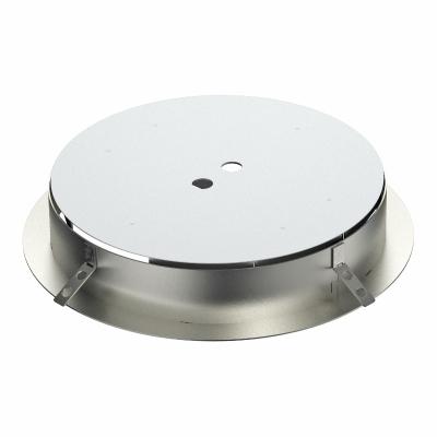 Круглая опалубка для монтажа регулируемых кассетных рамок в бетонном полу — арт.: 7404376
