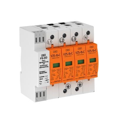 Комбинированный разрядник 4-полюсный с контроллером напряжения — арт.: 5097355