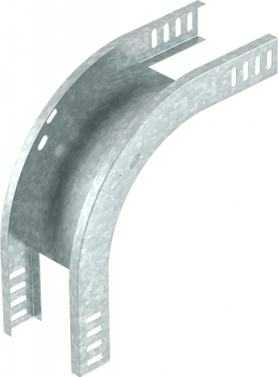 Вертикальная угловая секция 90° нисходящая — арт.: 7007200