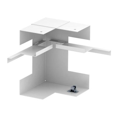 Крышка внутреннего угла, упрощенная, для кабельного короба высотой 70 мм — арт.: 6278240