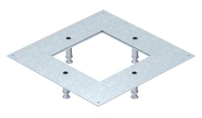 Усиленная крышка монтажного основания 350-3/4 — арт.: 7400534