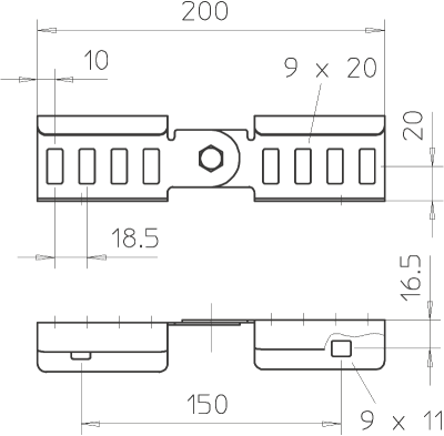 Схема Шарнирный соединитель — арт.: 6200926