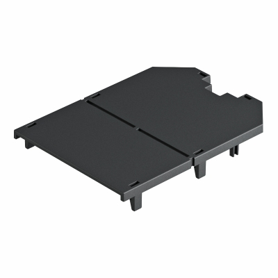 Накладка для универсальной монтажной коробки UT3, глухая — арт.: 7408745