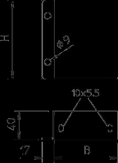 Схема Комплект соединителей — арт.: 7215381