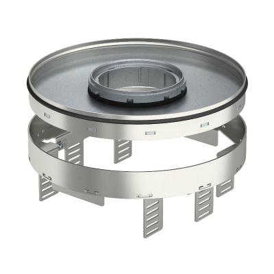 Регулируемая кассетная рамка RKFRNUZD3 для тубуса, из нержавеющей стали — арт.: 7409446
