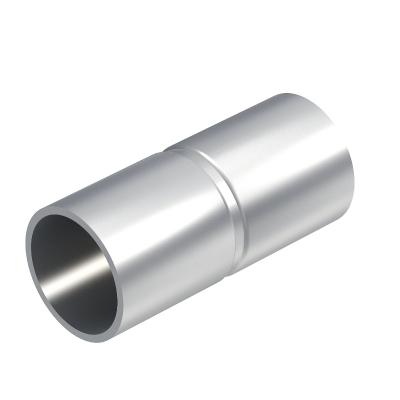 Алюминиевая соединительная муфта без резьбы — арт.: 2046022