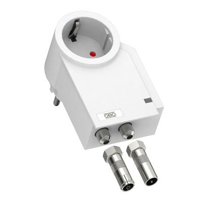 Высокочувствительное штекерное устройство защиты для видео-, ТВ- и HiFi-систем — арт.: 5092808