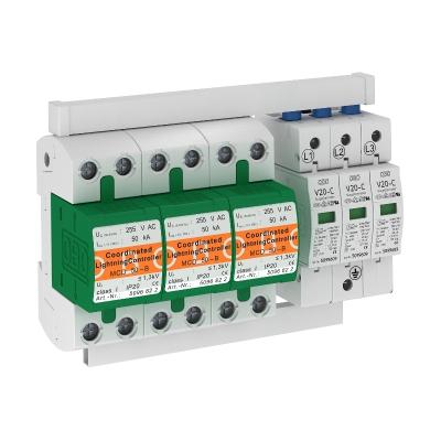 Комплект защиты MCD + V20 3-полюсный — арт.: 5089755