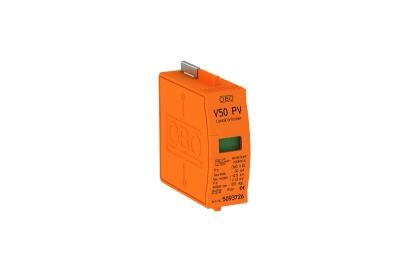 Вставка комбинированного разрядника для фотогальванических установок, тип 1+2 — арт.: 5093726