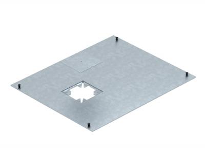 Крышка с отверстием для напольного бокса Telitank, 400 мм — арт.: 7425046