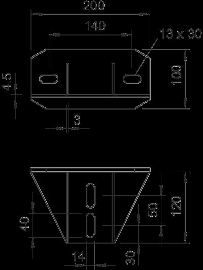 Схема Траверса усиленная — арт.: 6349056