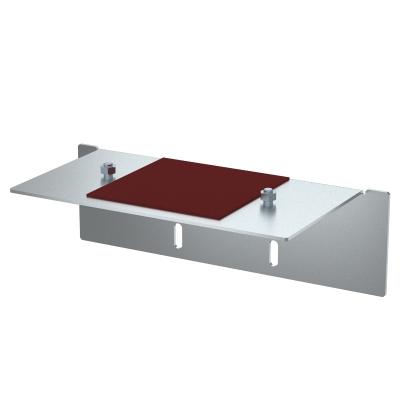 Пластина для соединителя для настенного монтажа, класс огнестойкости I120 — арт.: 7216385