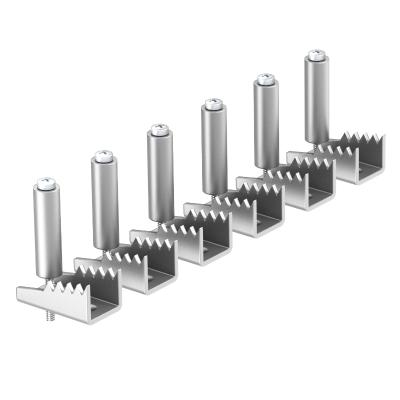 Комплект из 6ти углов для крепления лючков GES в полу высотой до 55 мм — арт.: 7404588