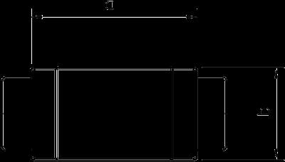Схема Крышка Т-образной секции — арт.: 6175690