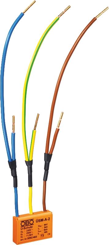 Модуль высокочувствительной защиты для сквозной проводки — арт.: 5092460