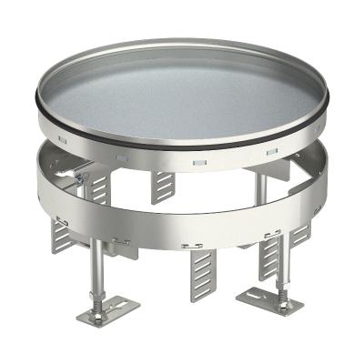 Регулируемый ревизионный люк RKR, из нержавеющей стали — арт.: 7409108