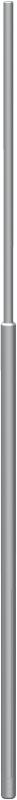 Суженный молниеприемный стержень в трубе — арт.: 5401980
