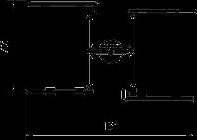 Схема Соединитель и накладка на стык — арт.: 6116163