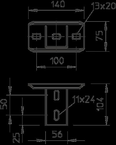 Схема Траверса US 5 — арт.: 6348904