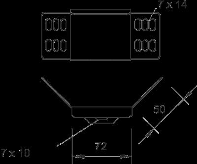 Схема Угловой соединитель — арт.: 6043062