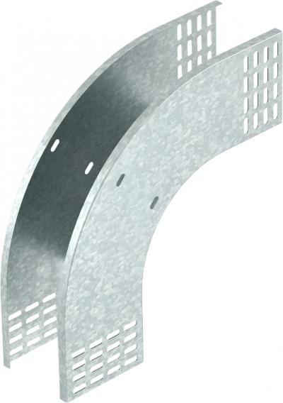 Вертикальная угловая секция 90° нисходящая — арт.: 7007350
