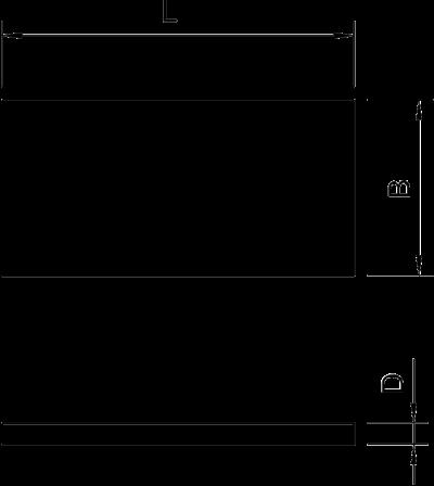 Схема Огнестойкая панель из силиката кальция — арт.: 7202283