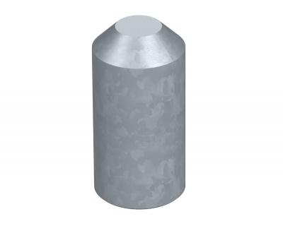 Ударный наконечник для трубчатого стержня заземления LightEarth — арт.: 3042308