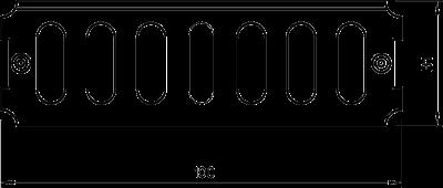 Схема Продольный соединитель — арт.: 6067085