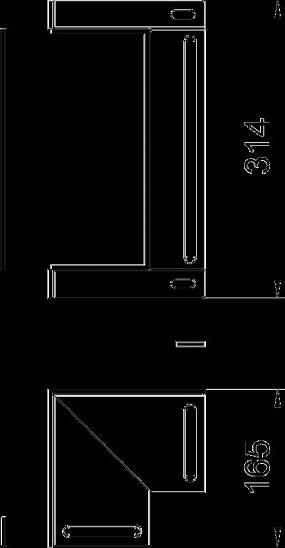 Схема Крышка внутреннего угла — арт.: 7216440