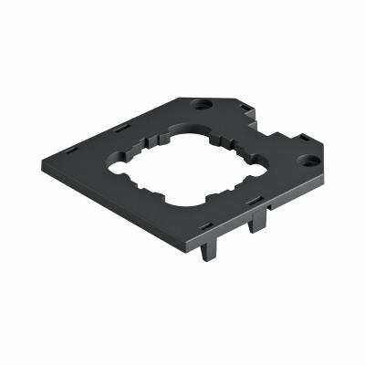 Накладка для универсальной монтажной коробки UT3, с круглым отверстием для электроустановочного изделия — арт.: 7408781