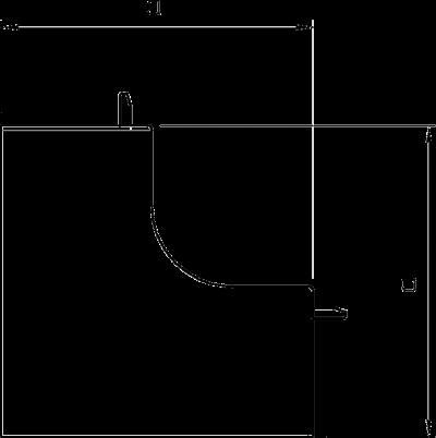 Схема Крышка внутреннего угла — арт.: 6191851
