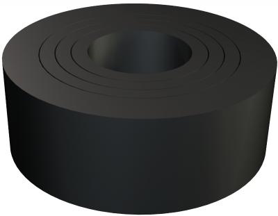 Кольцо с выемкой — арт.: 2029103