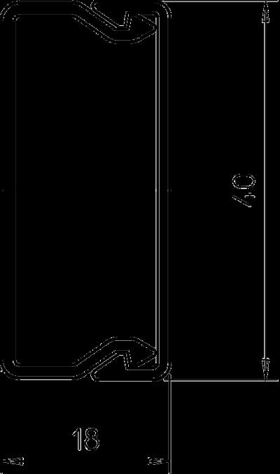 Схема Кабельный короб WDK 15040 — арт.: 6191029
